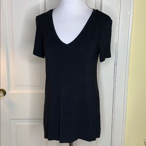American Eagle 🦅 Soft and Sexy Tee Black Size S